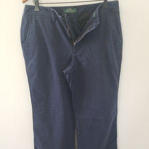 Ralph Lauren womens size 14 chino pant
